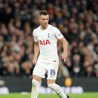 Tottenham Hotspur's Giovani Lo Celso during the UEFA Europa Conference League Group G match at the T