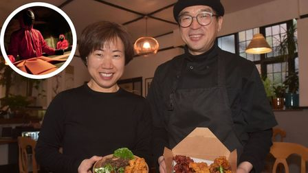 Squid Game has brought back childhood memories for the owners of The Kimchi restaurant in Norwich