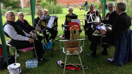 The East Devon Day Time Band