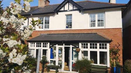 Classic three bedroom house for sale in Sidmouth