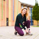 Emma Burt, Business Manager at Thomas Clarkson Academy in Wisbech, ran the virtual London Marathon in memory of her dad.