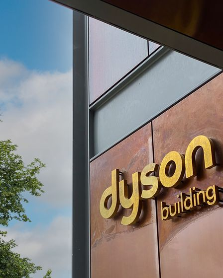 The new Dyson Building at Gresham's School in Holt.