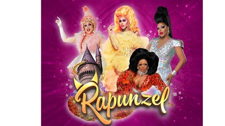 Rapunzel is at the Babbacombe Theatre on November 4