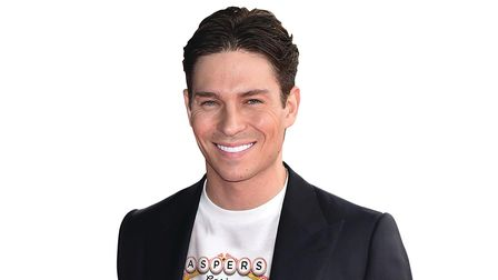 2B6CDEY Joey Essex attends the TRIC Awards 2020 at The Grosvenor House in London.