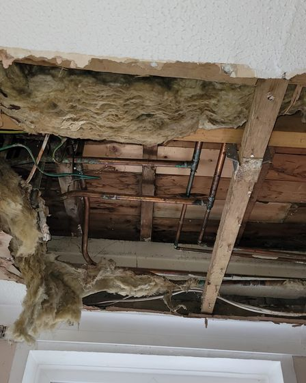 Missing Ceiling