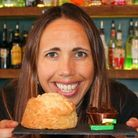 Naomi Rose owner ofElsie May's Electric Lounge is aiming to build a bakery school in St Neots.