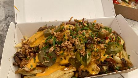 The Philly Cheese Steak from House of Poutine.