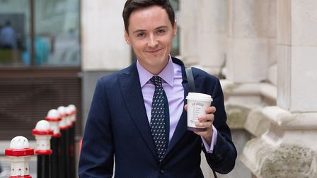 Darren Grimes posted an interview with historian David Starkey on his new 'free speech' YouTube chan