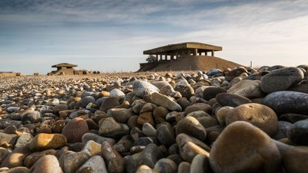 Orford Ness is a spooky, magical place to visit.