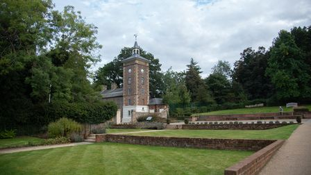 Holywells Park in Ipswich has been given a Green Flag Award. Picture:Sarah Lucy Brown