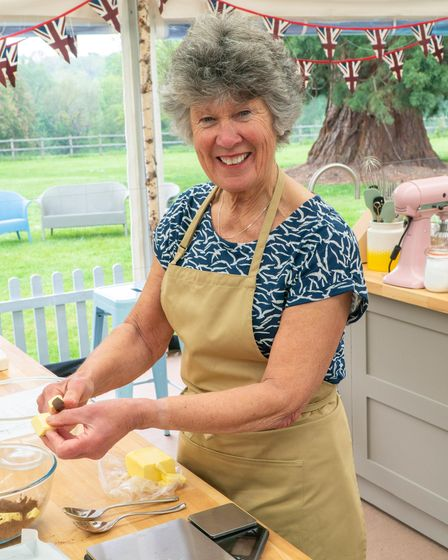 Maggie, the 70 year old former midwife and nurse from Poole