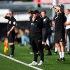 Gary Johnson, Manager of Torquay United during the Vanarama National League match between Bromley an