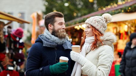 Celebrate the festive season with a traditional Christmas market