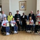 Hertfordshire County Council Celebrates Olympic and Paralympic Local Sporting Heroes.