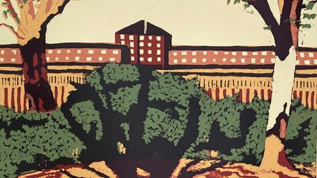 Rory Brooke is exhibiting his work about London Fields at a Hackney exhibition