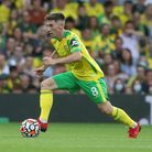 Billy Gilmour of Norwich in action during the Premier League match at Carrow Road, Norwich Picture