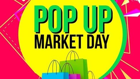 A pop-up market will be taking place in Haggerston on October 23.