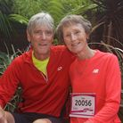 Sally Youll, 67 is a breast cancer survivor who is now running in the Race for Life at the Norfolk s