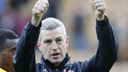 Torquay United assistant manager Aaron Downes. Photo: Steve Bond/PPAUK