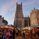 Festive markets at Cirencester
