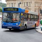 A Stagecoach bus