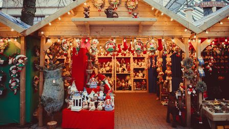 Christmas market stalls are the perfect place to find bespoke and special Christmas presents