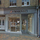 Swarovski unit at 18 Buttermarket is to let by Fenn Wright