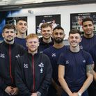 The eight selected by Great Britain to fight at the2021 AIBA World Boxing Championships in Belgrade.