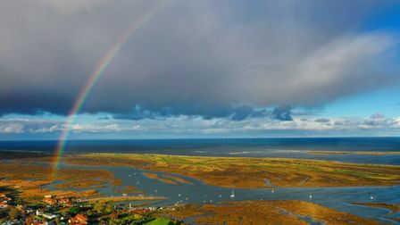 The views from The White Horse in Brancaster Staithe have been celebrated in The Good Hotel Guide 2022.