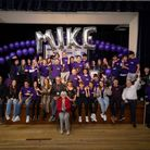 Jewish Care MIKE Awards 2021, held at Kantor King Solomon High School