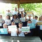 The Lordship Farm Primary School eco-committee have successfully implemented Meat Free Mondays to help tackle climate change