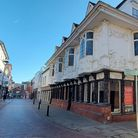 The Ancient House in Ipswich, which has been empty since Lakeland closed in January