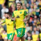 Mathias Normann of Norwich during the Premier League match at Carrow Road, NorwichPicture by Pau