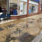 Boots on Huntingdon High Street is closed today due to flooding.