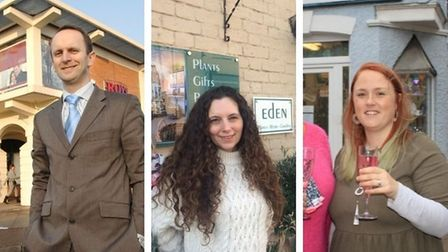 Three north Norfolk business owners