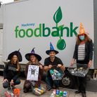 Hackney Foodbank will profit from the Trick or Eat campaign