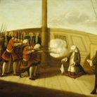 The Execution of Admiral John Byng
