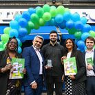 Council launches BuyBrent app at Blue Check in Wembley