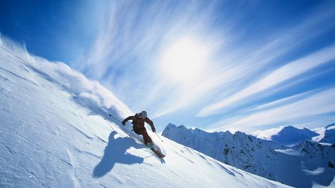 Alpine skiing after joint replacement surgery from The Yorkshire Hip and Knee Clinic