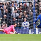 Tim Krul saved Mason Mount's first spot kick but had left his line too early in Norwich City's 7-0 Chelsea defeat