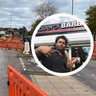 Aylsham Road works have been causing disruption to businesses