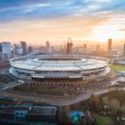 London Stadium is hosting an NHS Covid-19 vaccination clinic on Saturday.