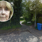 Caroline Ackroyd (inset) will be following up with police after an attempted mugging in the Eaton ward.