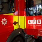 The London Fire Brigadewas under control within an hour but part of the roof was damaged by the blaze.