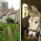 Weybourne's All Saints Church is looking for a couple of donkeys for its planned Christmas Evenativity service.