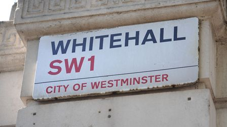 The Secret Civil Servant has given the latest from Whitehall. Picture: PA