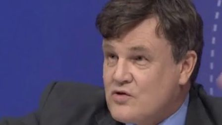 """Peter Oborne has recently executed a """"screeching handbrake turn"""" in relation to his former friend, B"""