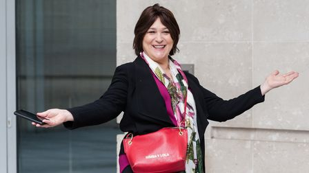 Daily Mail newspaper columnist and Michael Gove's wife, Sarah Vine