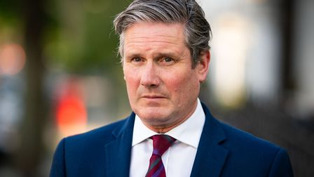 Labour Party leader Sir Keir Starmer faces a barrage of criticism from the hard left of the party, s
