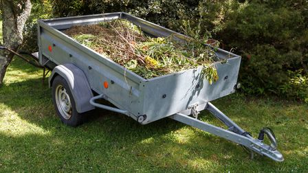 Householders can now take a trailer of garden waste to Torbay's recycling centre